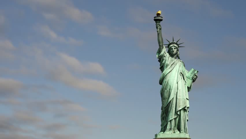 Statue of Liberty in New York USA | Shutterstock HD Video #24248147