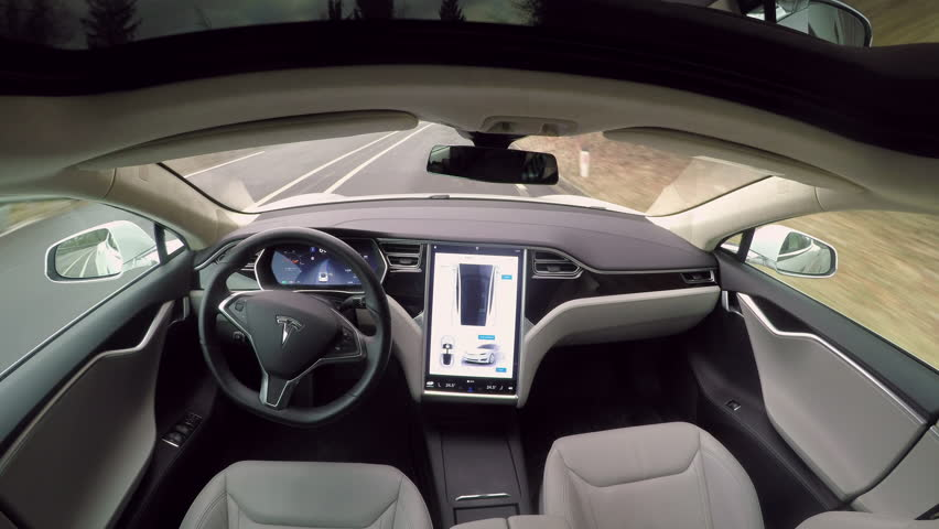What Model Is The Self Driving Car