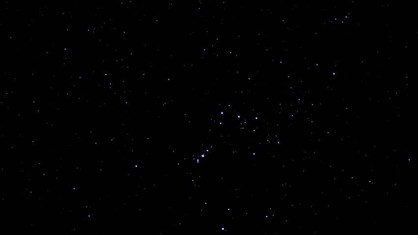 Star at night   Shutterstock HD Video #24416441