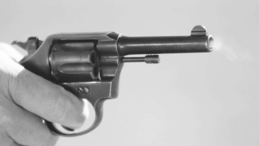 Revolver from the Early 1920s, Stock Footage Video (100% Royalty-free)  24418673 | Shutterstock