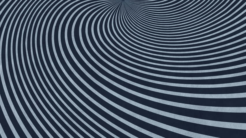Abstract background with rotation of hypnotic spiral. Animation of seamless loop. | Shutterstock HD Video #24541628