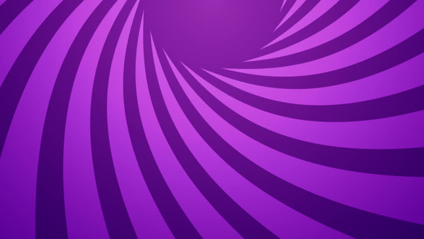 Abstract background with rotation of hypnotic spiral. Animation of seamless loop. #24542033