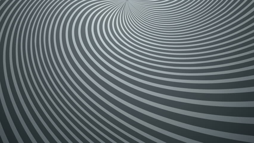 Abstract background with rotation of hypnotic spiral. Animation of seamless loop. | Shutterstock HD Video #24542642