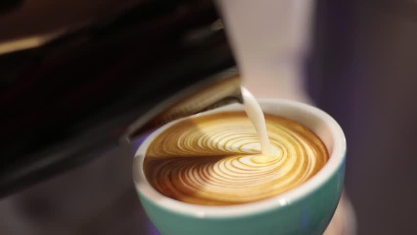 Coffee   Shutterstock HD Video #24599282