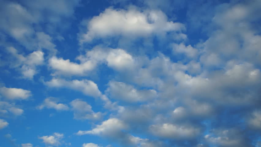 Clouds, time-lapse | Shutterstock HD Video #2464493
