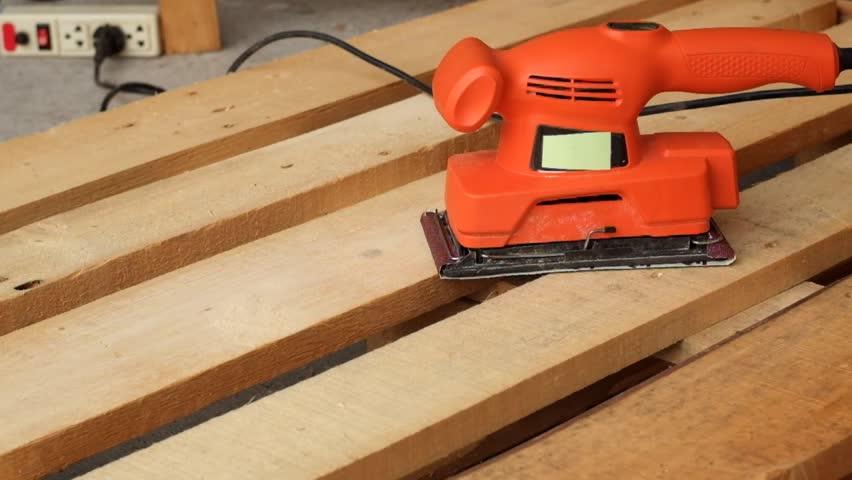 Wood Sanding Machines Carpenter Stock