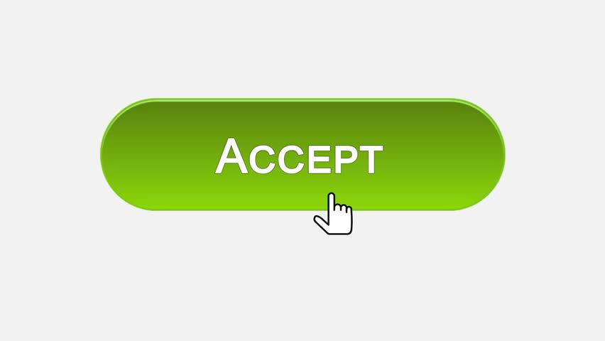 Header of accept