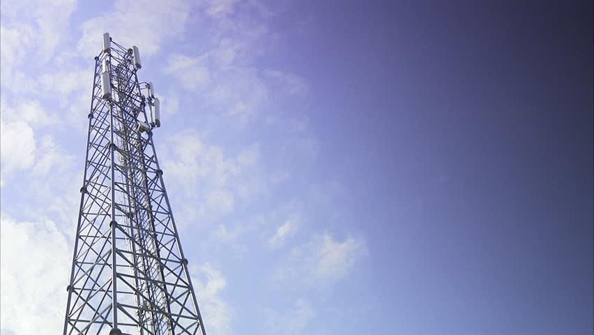 Radio mast   Shutterstock HD Video #2484635
