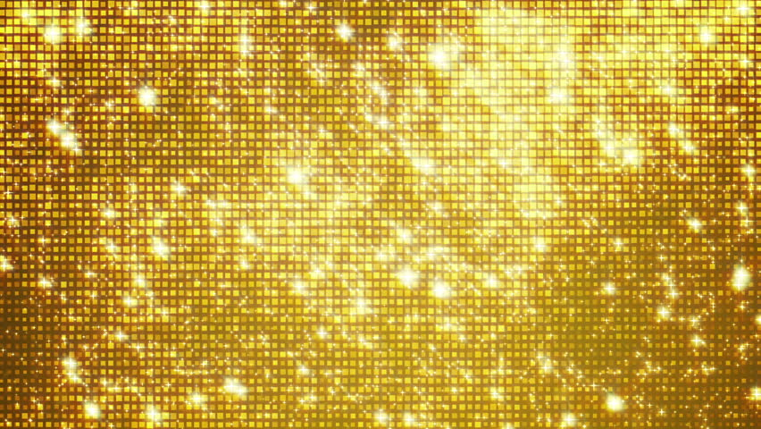 Golden background and sparkles, animation | Shutterstock HD Video #24979349