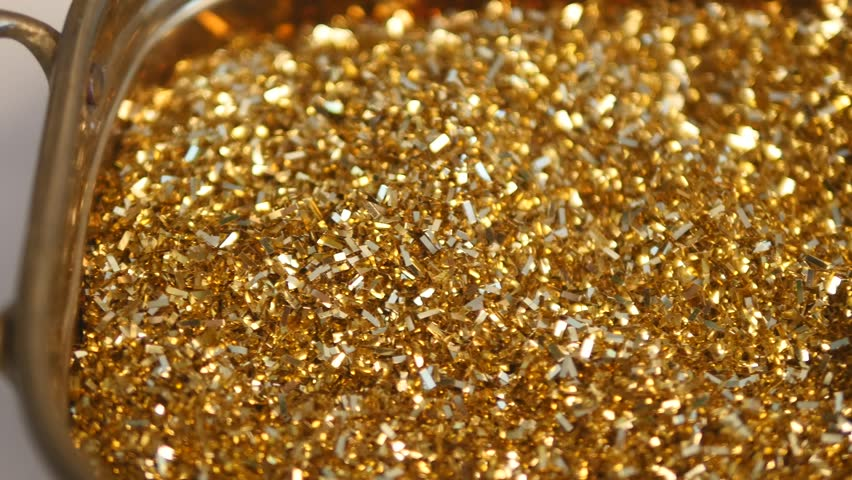 Golden Shiny , Perfect for Christmas, New Year or any other Holidays Background. | Shutterstock HD Video #25110695