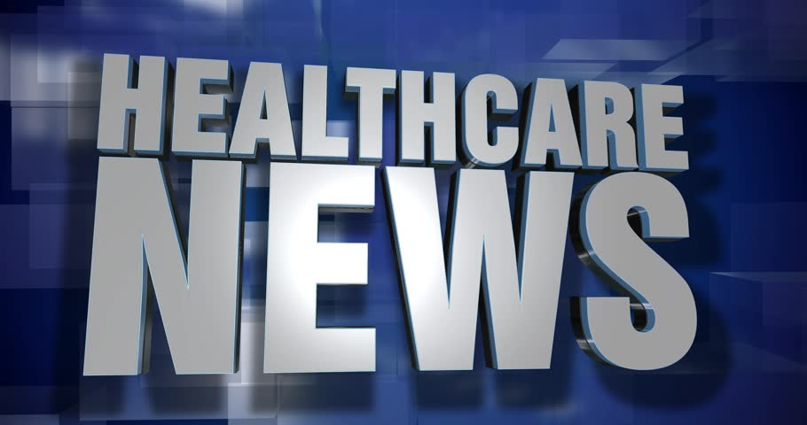 A blue dynamic 3D Healthcare News transition and title page animation. 5 and 2 second options included with optional luma matte for both.	 	 | Shutterstock HD Video #25155341