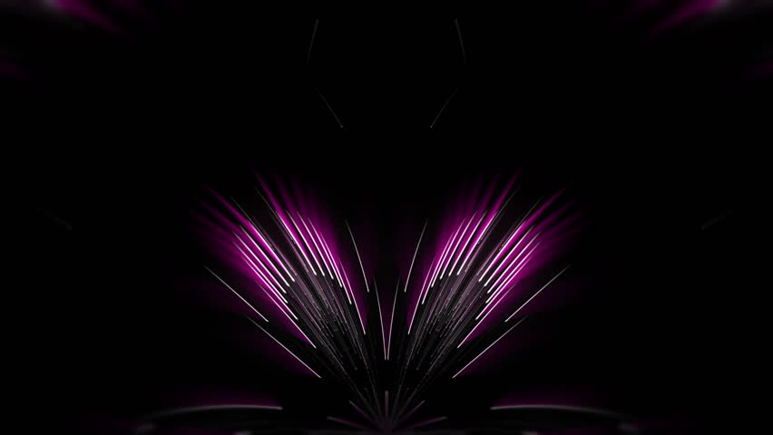 Violet wings Club VIsuals VJ Loop | Shutterstock HD Video #25316126