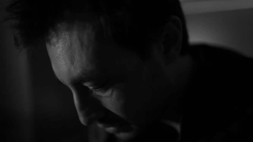 Young Man Drug Addict Look Around | Shutterstock HD Video #25674491