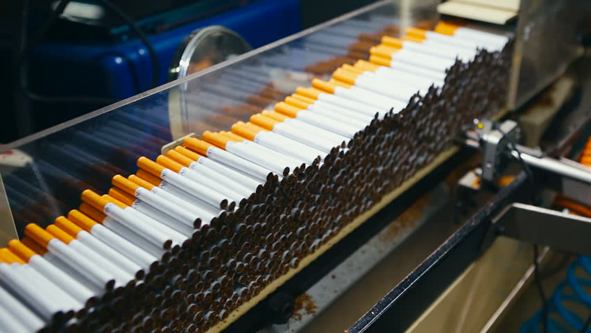 Tobacco Drying Process, Cigarette Manufacturing : video stock a tema (100% royalty free) 25695929 | Shutterstock