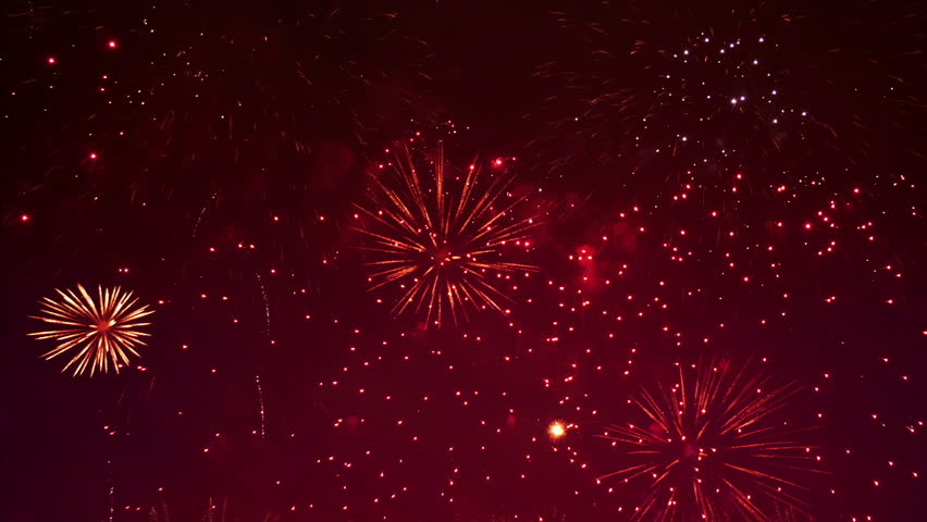 High quality video of fireworks in 4K   Shutterstock HD Video #25743527