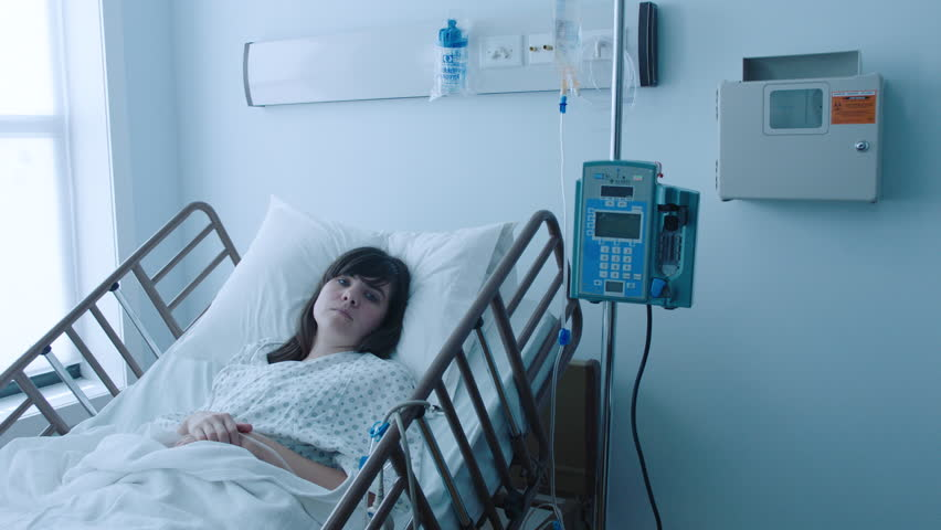 A Sick Young Woman with Stock Footage Video (100% Royalty-free) 25746680 |  Shutterstock