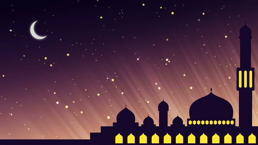 Looping Islamic Background Animation Of Stock Footage Video (100%  Royalty-free) 25813451   Shutterstock