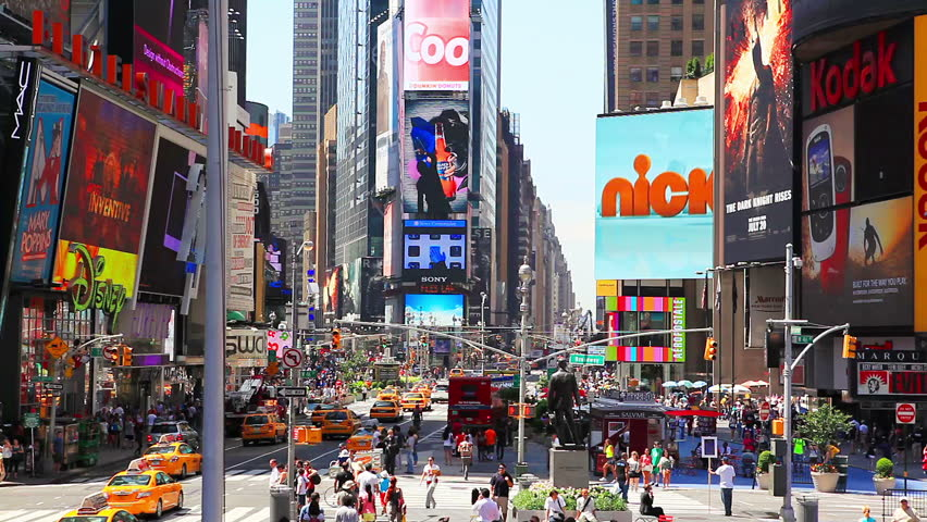 New York City July Stock Footage Video 100 Royalty Free 2582654 Shutterstock
