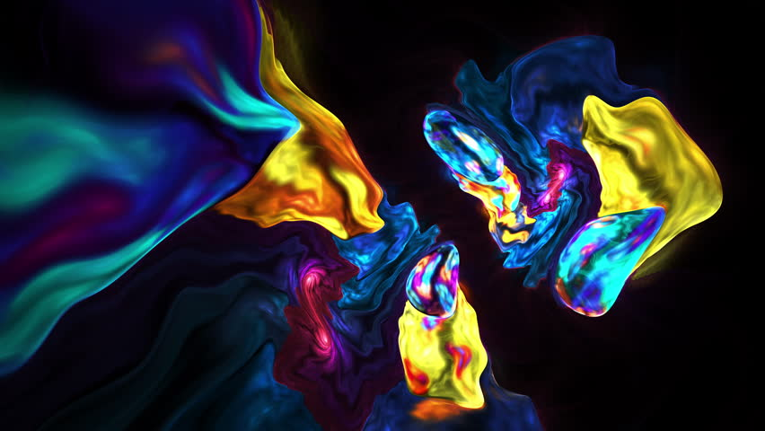 Abstract fractal footage for creative design   Shutterstock HD Video #25965710