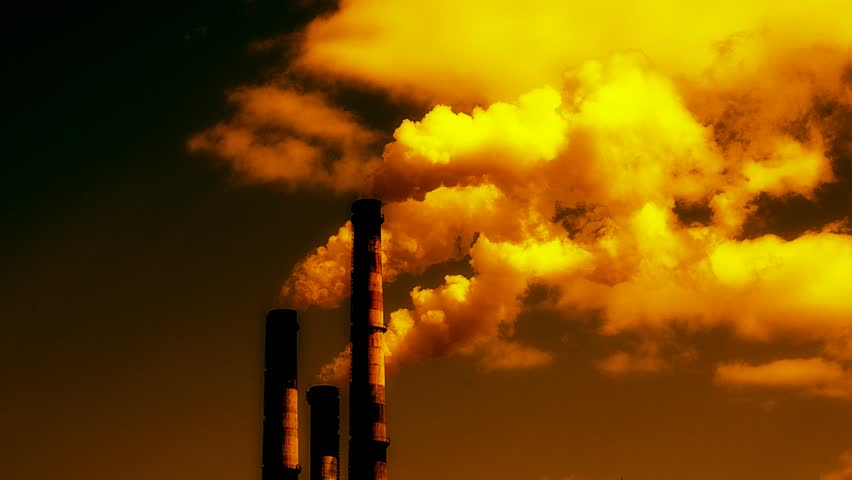Emissions of harmful substances into atmosphere