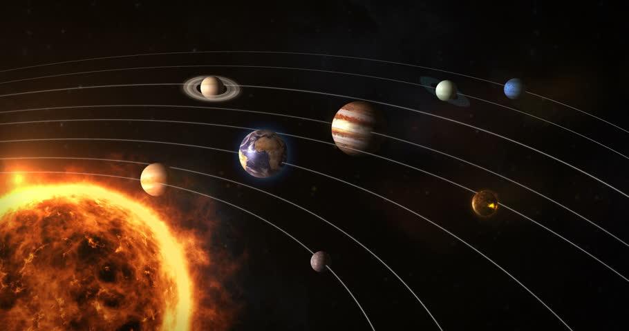 солнечная система в сборе картинки