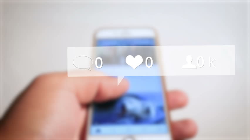 Instagram likes comments followers increasing numbers