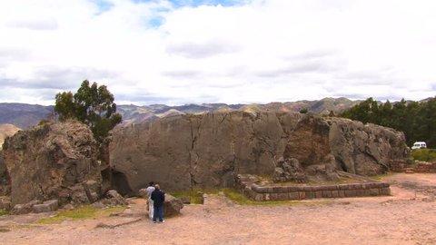 Puca Pucara, Peru