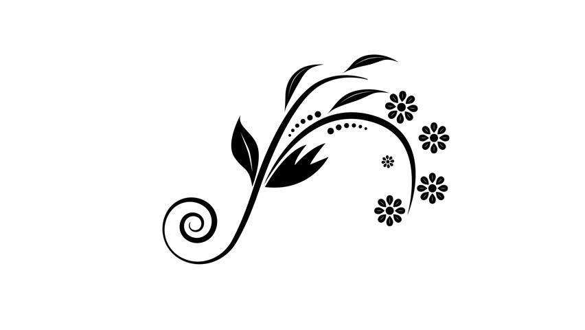 flower ornaments vector design set growing on the white background corner ornament 4096 x 2160 4k flower ornaments vector design set arkivvideomateriale 100 royaltyfritt 26533817 shutterstock