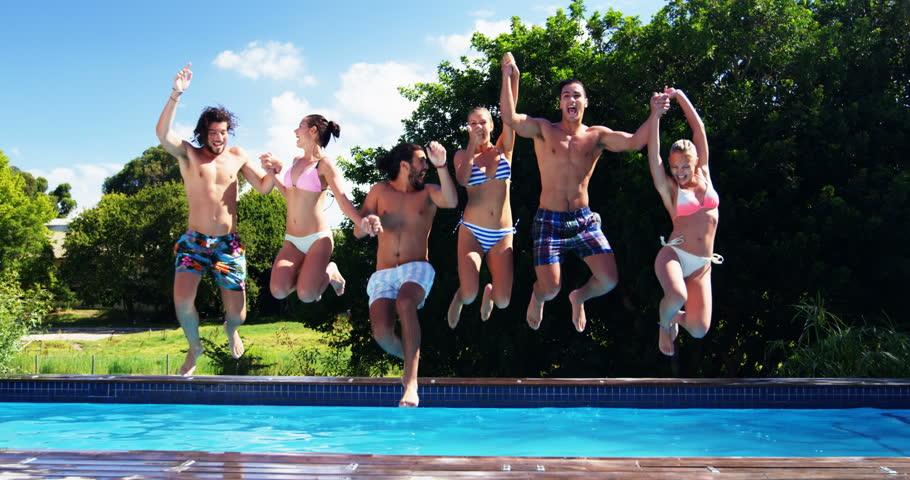 картинки как прыгают в бассейн признаём
