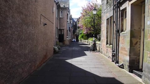 Alley in st. Andrews
