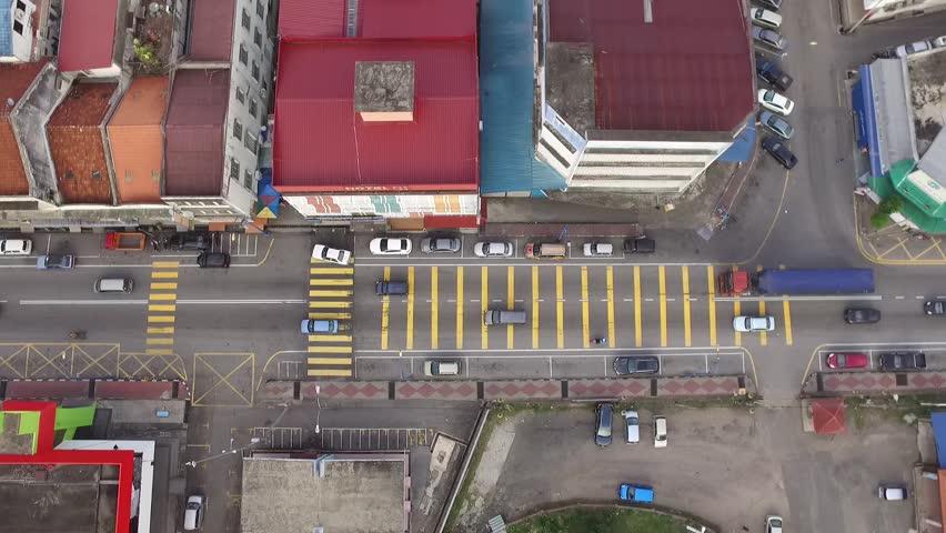 Bentong in western Pahang, Malaysia. Aerial | Shutterstock HD Video #26662201