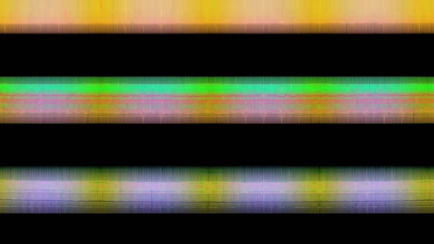 Abstract CGI motion graphics and animated background with blurred colors   Shutterstock HD Video #2684477