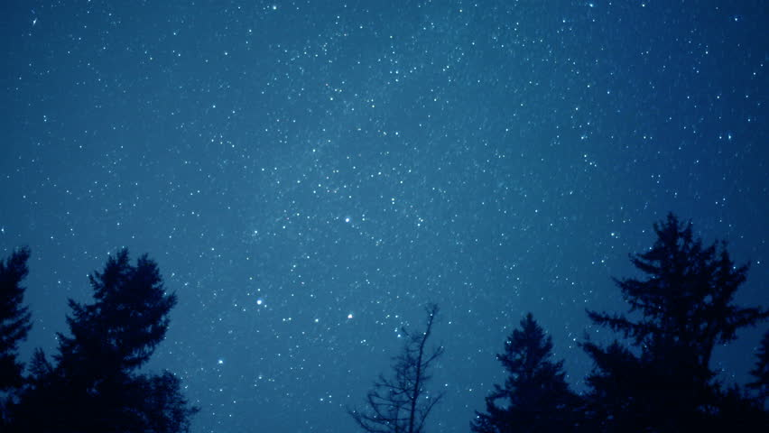 Stars Sky Turning Space Astrophotography Time Lapse  | Shutterstock HD Video #2688536