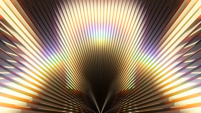 VJ Stage Gold Background | Shutterstock HD Video #26904691