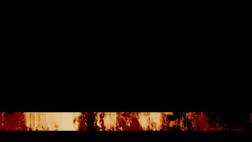 Grunge fire lower third | Shutterstock HD Video #27031381