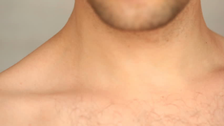 Men's hairy armpit close-up | Shutterstock HD Video #27050503