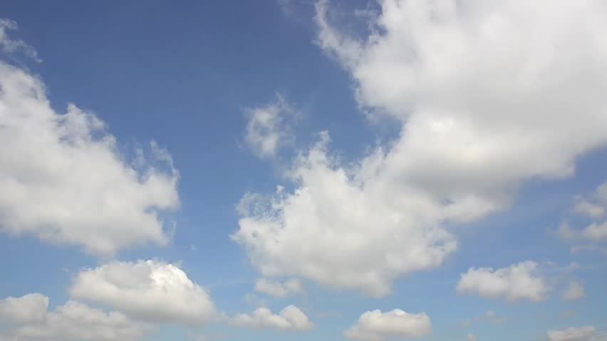Sky and clouds time-lapse | Shutterstock HD Video #2714378