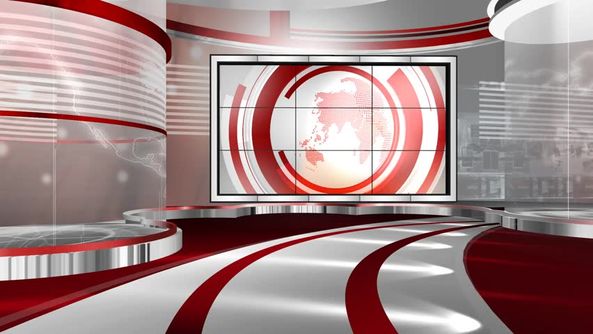 3d virtual tv studio background..Virtual set studio for chroma footage Realize your vision for a professional-looking studio