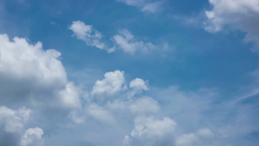 Time lapse sky and cloud | Shutterstock HD Video #27187369