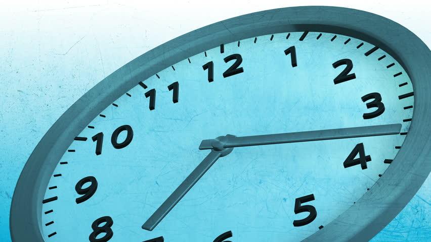 Time Flies - Clock 28 (HD) | Shutterstock HD Video #2719661
