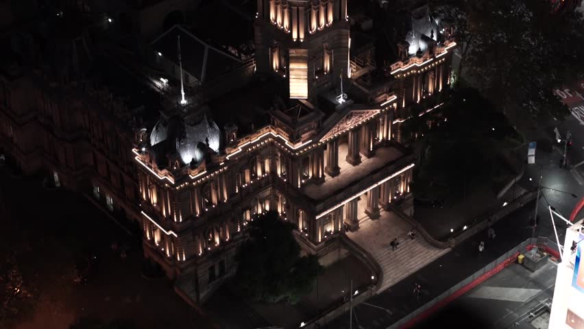 Town hall Sydney | Shutterstock HD Video #27349435