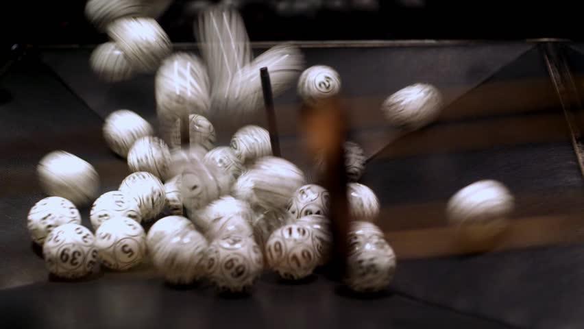 Bingo machine balls 7