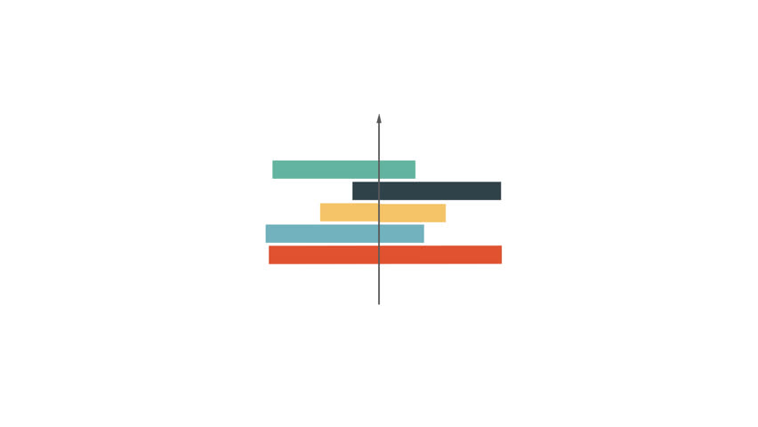 Infographics Motion design - graphs, diagrams, histograms transforming into each other. Loop animation with alpha channel. | Shutterstock HD Video #27462451