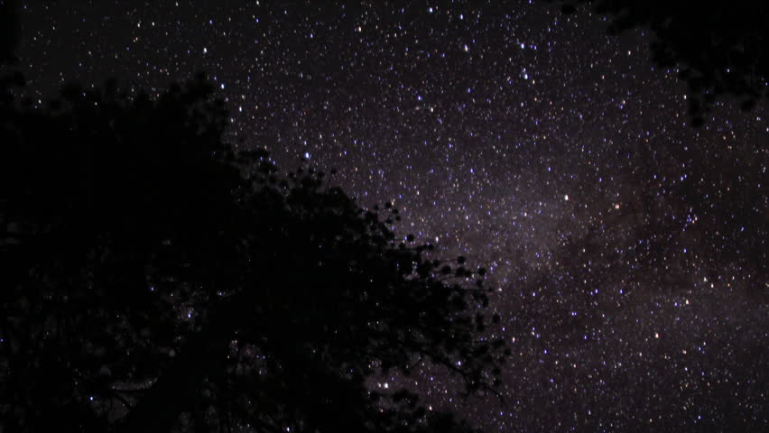 Lassen Timelapse Astrophoto 02 Milky Way TD | Shutterstock HD Video #2750411
