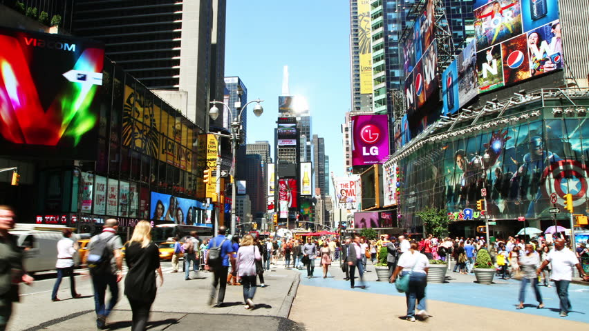 New York City May Video Stock A Tema 100 Royalty Free 2772185 Shutterstock