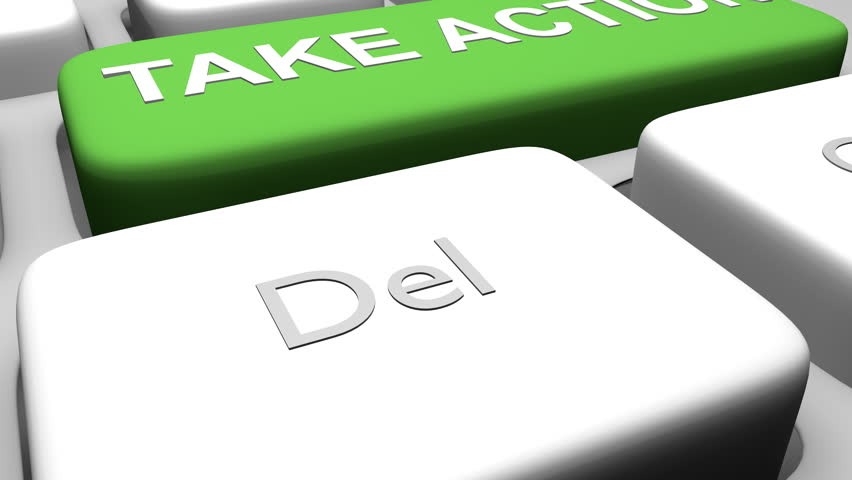 Header of take action