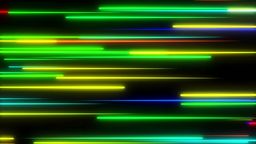 Metro Light Streaks Seamless Looping Motion Background Video Background Loop 4K Horizontal Multicolored Multicoloured   Shutterstock HD Video #27906604