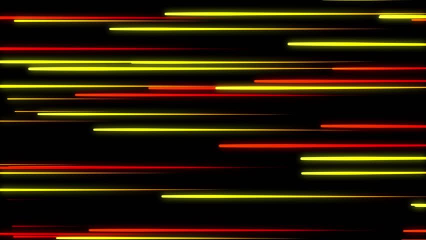 Metro Light Streaks Seamless Looping Motion Background Video Background Loop 4K Horizontal 2 Yellow Orange Gold Golden   Shutterstock HD Video #27906679