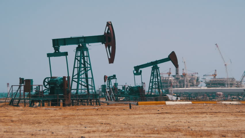 Oil Pump, Fossil Fuel Energy, Stock Footage Video (100% Royalty-free)  27985132   Shutterstock
