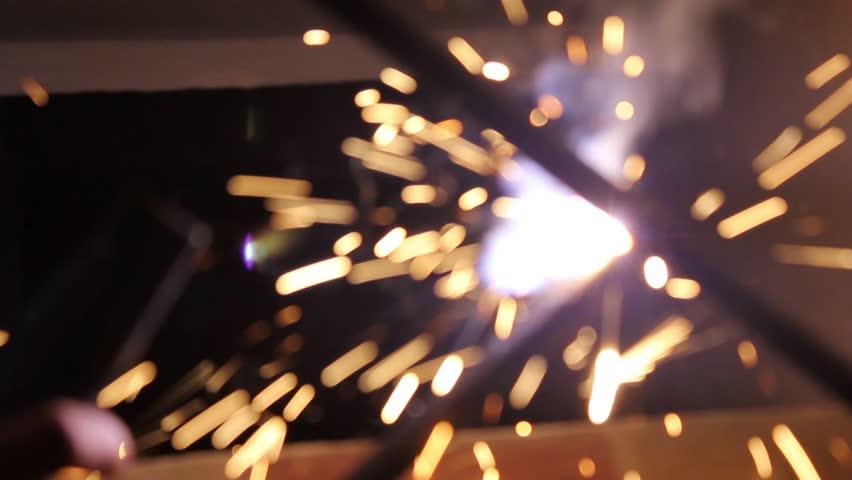Welder | Shutterstock HD Video #2799667